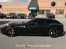 velvet wrapped cars wrap district toronto custom car wrapping window tinting and more