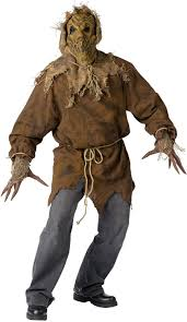 Monster Halloween by Amazon Com Scarecrow Clothing
