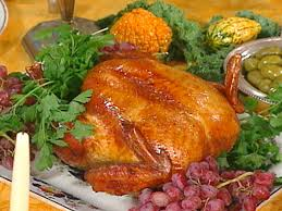 get this all easy to follow brined and roasted turkey recipe