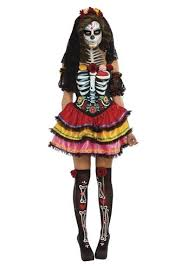 day of the dead costumes day of the dead seniora woman costume 43 99 the costume