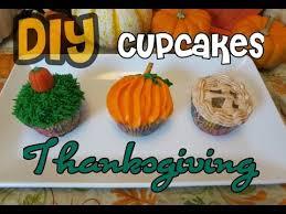 how to make thanksgiving dessert cupcakes pumpkin apple pie