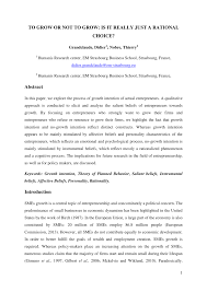 humanis si e social growth intention and its impact on pdf available