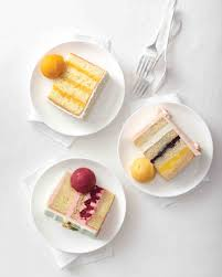 wedding cake flavor ideas new takes on traditional wedding cake flavors martha stewart