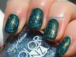 random sally hansen nail polishes beautyjudy