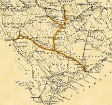 United States Railroad Map by South Carolina Railroad Wikipedia