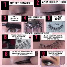How To Curl Your Eyelashes Gotboc Magazine Do It Yourself Eyelashes