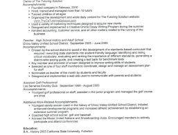 tutor resume sample lukex co
