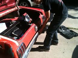 mustang quarter diy how to replace a quarter panel on a 1966 mustang part 1