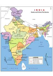 Maps Of India by Map Of India Consulate General Of India Jaffna Sri Lanka