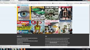 how to download pdf magazine youtube