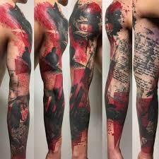 trash polka tattoos best ideas gallery