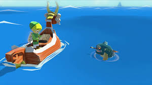 Wind Waker Map Exploring And Uncovering The Dreaded Ubisoft Tower Usgamer
