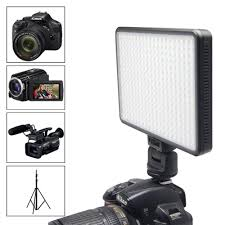Led Photography Lights 2017 Mcoplus Led 320 Led Video Light 28w 3200k 5500k Professional