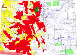 Gmu Map Colorado by Blm Colorado Map My Blog