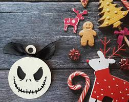 skeleton ornament etsy