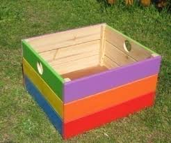 Build A Wood Toy Chest by Wood Working Projects Instant Get Dollhouse Toy Box Plans