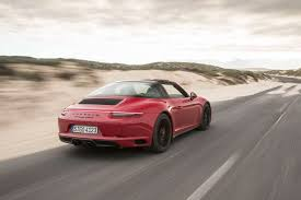 new porsche 911 targa 2017 porsche 911 carrera 4 gts review gtspirit
