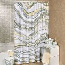 Sandstone Bathroom Accessories by Sandstone Abstract Shower Curtain By Shell Rummel