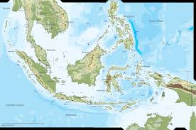 Indonesia On World Map Indonesia Map