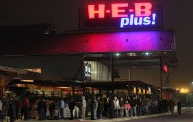 h e b heb operating on shortened schedule grocery chain
