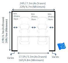 size of a three car garage one car garage size 3 car garage width 3 car garage plans width for