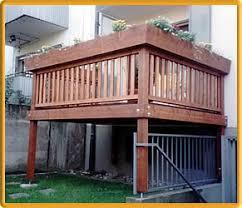 balkone holz balkone aus holz zimmerei bonn meckenheim rheinbach siegburg