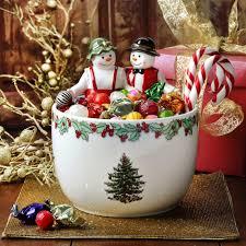 spode christmas tree multicolor led gift box ornament spode usa