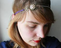 asian headband tortoise headband etsy