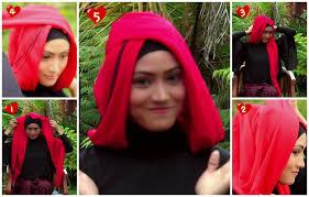 tutorial hijab paris ke pesta tutorial hijab paris untuk pesta yang unik dan anggun