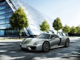 porsche spyder 918 porsche 918 spyder officially enters production inside evs