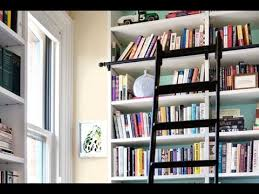 how to build a rolling library ladder this old house youtube
