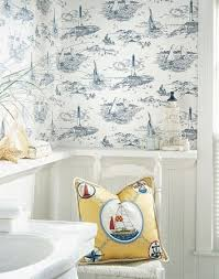 falling for nautical wallpaper completely coastal