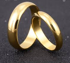 promise ring for men simple promise rings for couples gold plated rings for men