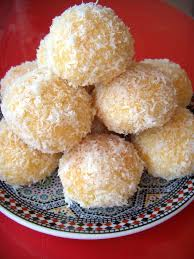 cuisine de choumicha boules coco de choumicha yum