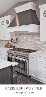 white kitchen cabinets design white modern subway marble mosaic contemporary design style