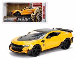 jada 1 24 transformers 5 bumblebee 2016 chevy camaro die cast