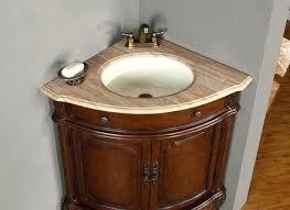 Corner Bathroom Sink Vanity Tremendeous Small Corner Bathroom Sinks Ceramic Sink With In