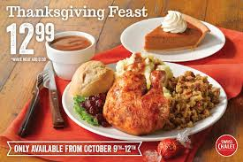 swiss chalet canada thanksgiving feast offer 12 99 for