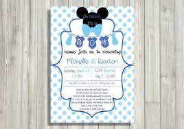 mickey mouse baby shower invitations mickey mouse baby shower ideas baby shower ideas themes