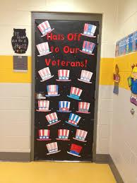 day door decorations veterans day door idea school doors bulletin board