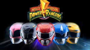 mighty morphin power rangers power rangers