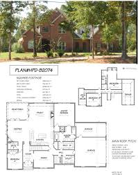 home plan designs b2074 home plan designs inc