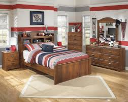 Used Office Furniture Cleveland Ohio by Signature Design By Ashley Barchan Full Bookcase Bed With Underbed