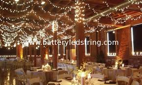 Ceiling Decoration For Christmas by 100led White Outdoor Christmas Led String Light For Wedding