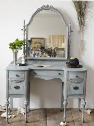 Oak Makeup Vanity Table Antique Oak Makeup Vanity Table Set W Mirror Archives Antique