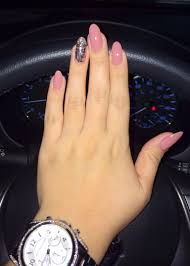 sally hansen pink pong almond nails 2014 pin u0027s by anacary