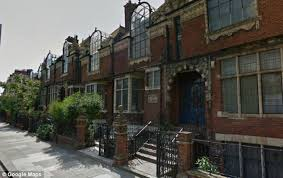 10 orphan row houses so lonely you ll want to take them a 1 3 million time warp in artists row daily mail online