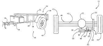 patent us7514803 trailer with integral axle mounted generator