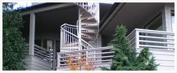 custom stairs seattle ventana construction seattle washington