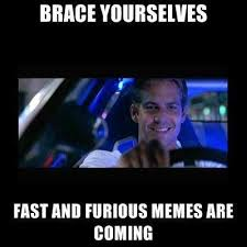 Fast And Furious Meme - fast furious memes home facebook